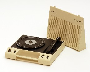 Gramofon-radio Philips